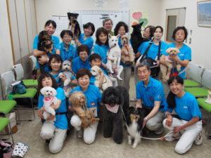 6月12日活動ボランティア集合写真